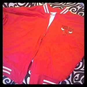 Other - Vintage Chicago Bulls Jacket